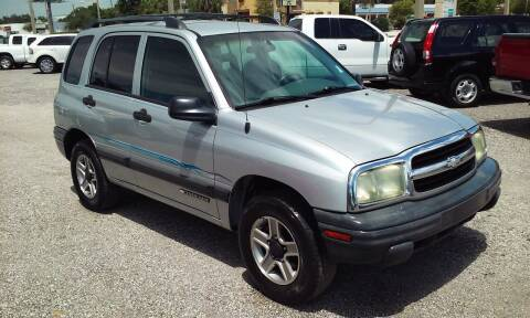 2004 Chevrolet Tracker for sale at Pinellas Auto Brokers in Saint Petersburg FL