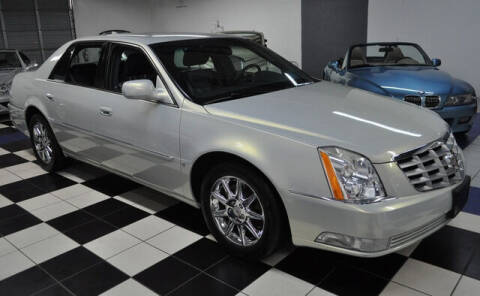 2010 Cadillac DTS Pro for sale at Podium Auto Sales Inc in Pompano Beach FL