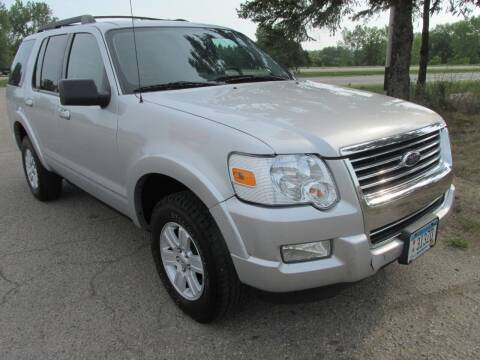 2010 Ford Explorer for sale at Buy-Rite Auto Sales in Shakopee MN