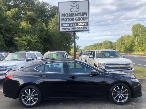 2015 Acura TLX for sale at Momentum Motor Group in Lancaster SC