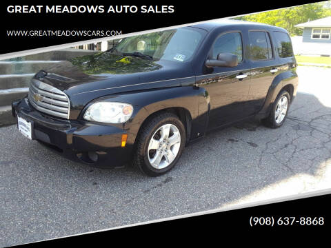 2006 Chevrolet HHR for sale at GREAT MEADOWS AUTO SALES in Great Meadows NJ