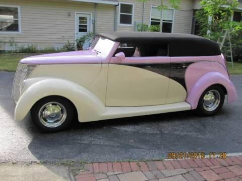 1937 Ford Cabriolet  for sale at Classic Car Deals in Cadillac MI