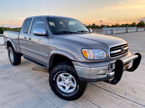 2000 Toyota Tundra for sale at Car Match in Temple Hills MD