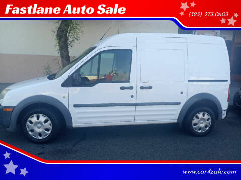2011 Ford Transit Connect for sale at Fastlane Auto Sale in Los Angeles CA