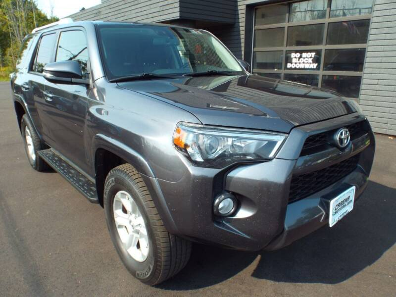 2016 Toyota 4Runner for sale at Carena Motors in Twinsburg OH