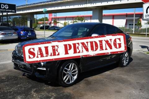 2017 BMW X4 for sale at STS Automotive - Miami, FL in Miami FL