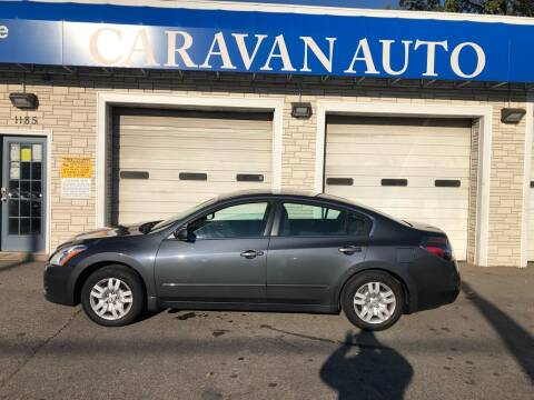 2010 Nissan Altima for sale at Caravan Auto in Cranston RI