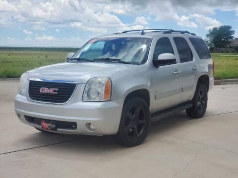 2012 GMC Yukon for sale at Chihuahua Auto Sales in Perryton TX