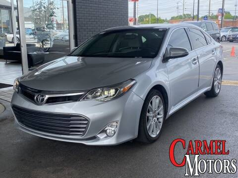 2013 Toyota Avalon for sale at Carmel Motors in Indianapolis IN