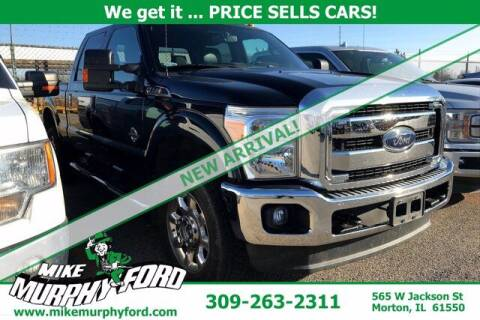 2014 Ford F-250 Super Duty for sale at Mike Murphy Ford in Morton IL