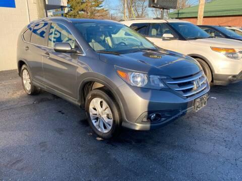 2014 Honda CR-V for sale at Brucken Motors in Evansville IN