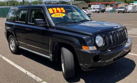 2010 Jeep Patriot for sale at Blvd Auto Center in Philadelphia PA