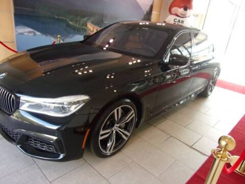 2018 BMW 7 Series for sale at Adams Auto Group Inc. in Charlotte NC