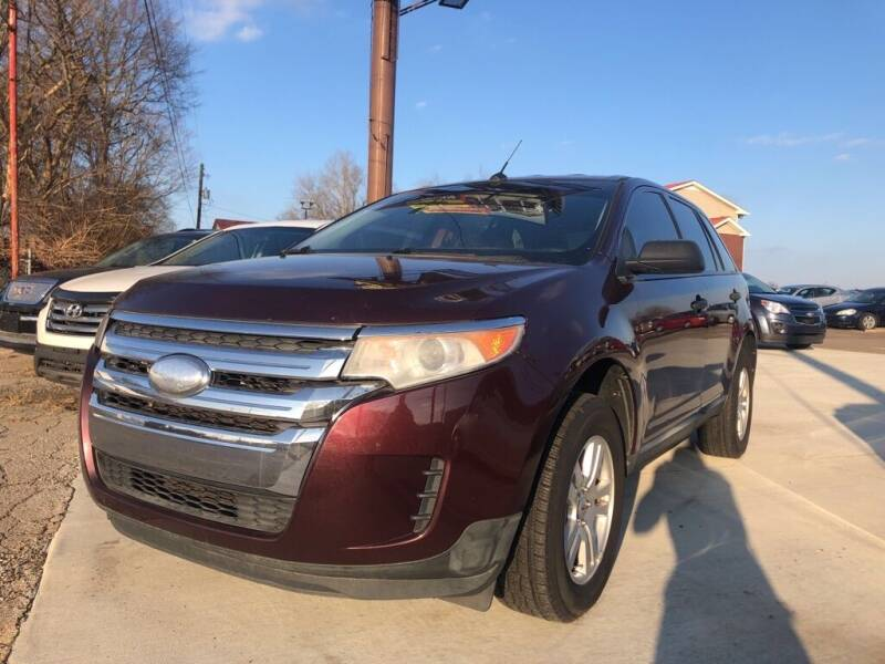 2011 Ford Edge for sale at Wolff Auto Sales in Clarksville TN