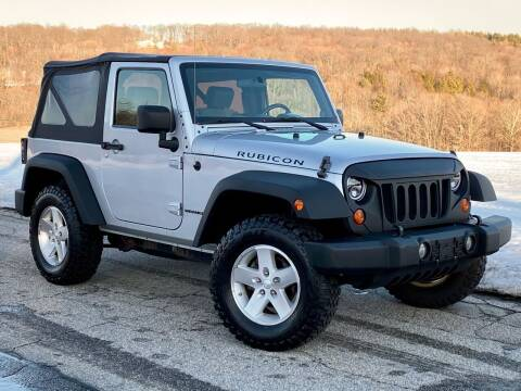 2009 Jeep Wrangler for sale at York Motors in Canton CT