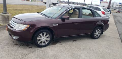 2009 Ford Taurus for sale at Elite Auto Sales in Herrin IL