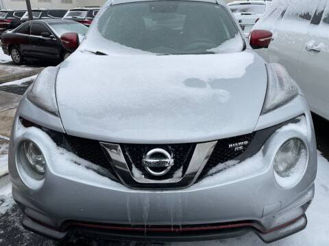 2015 Nissan JUKE for sale at 1st Choice Auto L.L.C in Oklahoma City OK