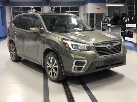 2019 Subaru Forester for sale at Simply Better Auto in Troy NY