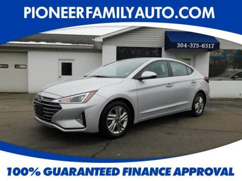 2020 Hyundai Elantra for sale at Pioneer Family auto in Marietta OH