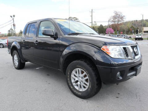 2016 Nissan Frontier for sale at Viles Automotive in Knoxville TN