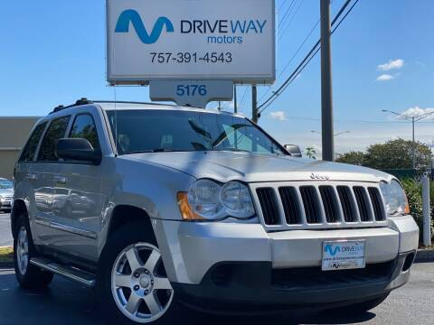 2010 Jeep Grand Cherokee for sale at Driveway Motors in Virginia Beach VA