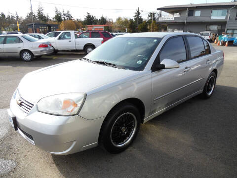 2006 Chevrolet Malibu for sale at Gary's Cars & Trucks in Port Townsend WA