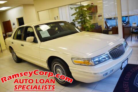 1996 Mercury Grand Marquis for sale at Ramsey Corp. in West Milford NJ