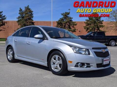 2014 Chevrolet Cruze for sale at Gandrud Dodge in Green Bay WI