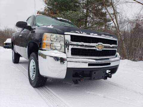 2007 Chevrolet Silverado 2500HD for sale at Jacob's Auto Sales Inc in West Bridgewater MA