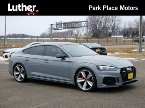 2019 Audi RS 5 Sportback for sale at Park Place Motor Cars in Rochester MN