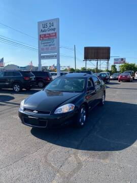 2008 Chevrolet Impala for sale at US 24 Auto Group in Redford MI
