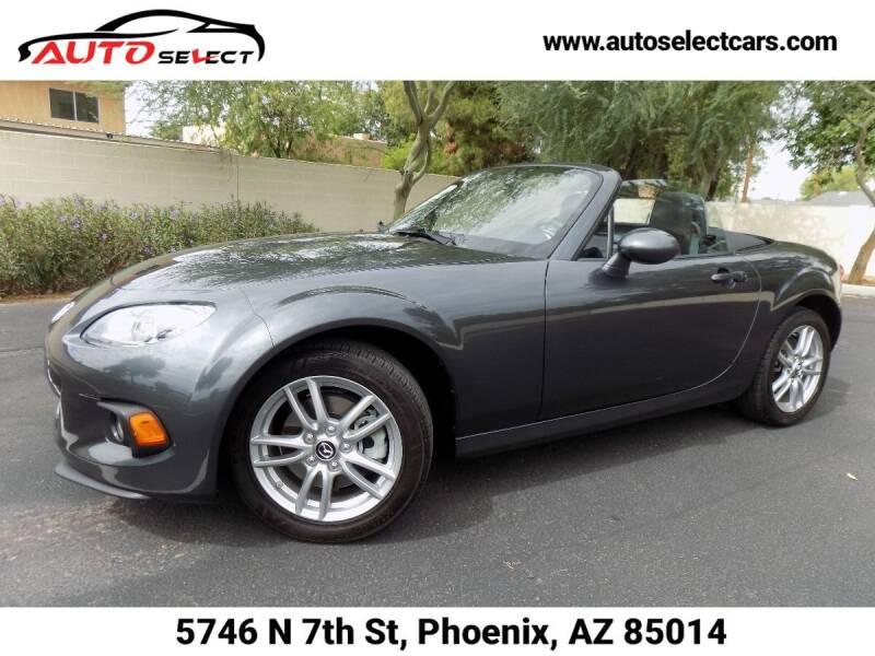2014 Mazda MX-5 Miata for sale in Phoenix, AZ