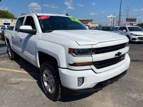 2017 Chevrolet Silverado 1500 for sale at Cow Boys Auto Sales LLC in Garland TX