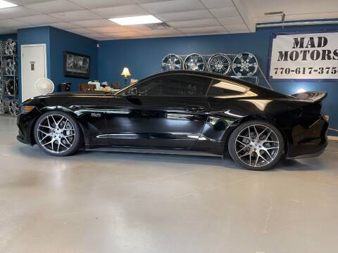 2015 Ford Mustang for sale at Mad Motors LLC in Gainesville GA