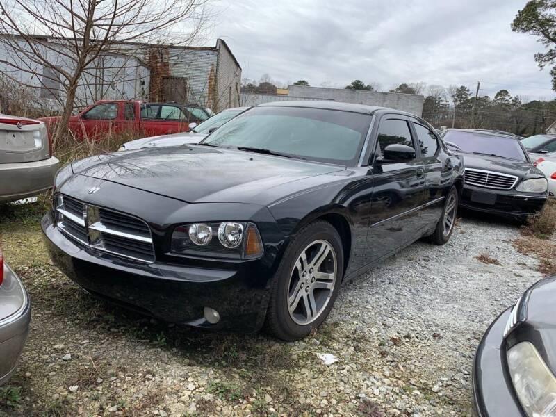 2006 Dodge Charger for sale at Atlanta Fine Cars in Jonesboro GA