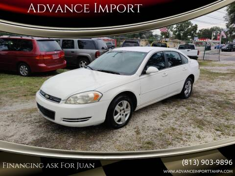 2006 Chevrolet Impala for sale at Advance Import in Tampa FL