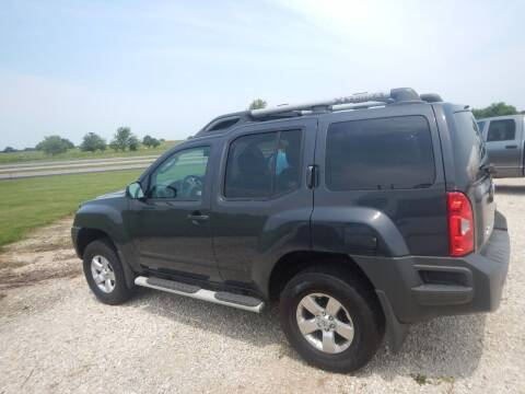 2010 Nissan Xterra for sale at All Terrain Sales in Eugene MO