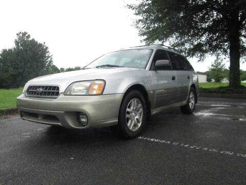 2003 Subaru Outback for sale at Unique Auto Brokers in Kingsport TN