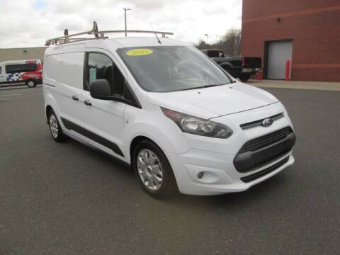 2015 Ford Transit Connect Cargo for sale at Tri Town Truck Sales LLC in Watertown CT
