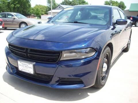 2017 Dodge Charger for sale at Nemaha Valley Motors in Seneca KS