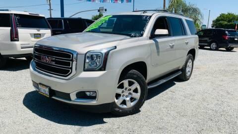 2015 GMC Yukon for sale at La Playita Auto Sales Tulare in Tulare CA