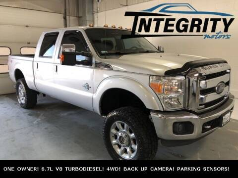 2013 Ford F-350 Super Duty for sale at Integrity Motors, Inc. in Fond Du Lac WI
