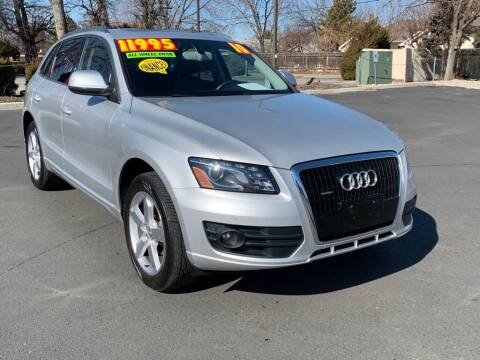 2010 Audi Q5 for sale at Boise Auto Group in Boise ID