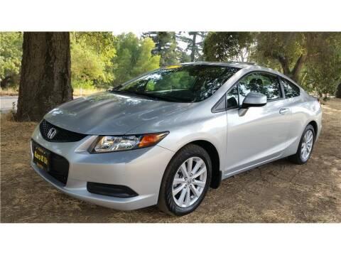 2012 Honda Civic for sale at KARS R US in Modesto CA
