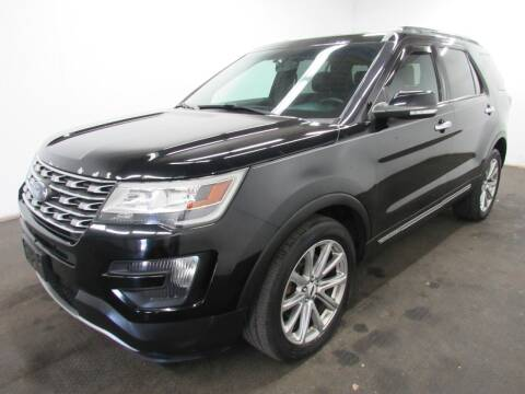 2016 Ford Explorer for sale at Automotive Connection in Fairfield OH
