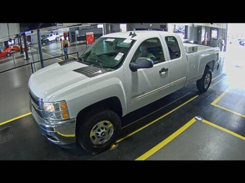 2012 Chevrolet Silverado 2500HD for sale at Action Automotive Service LLC in Hudson NY
