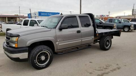 2006 Chevrolet Silverado 2500HD for sale at Key City Motors in Abilene TX
