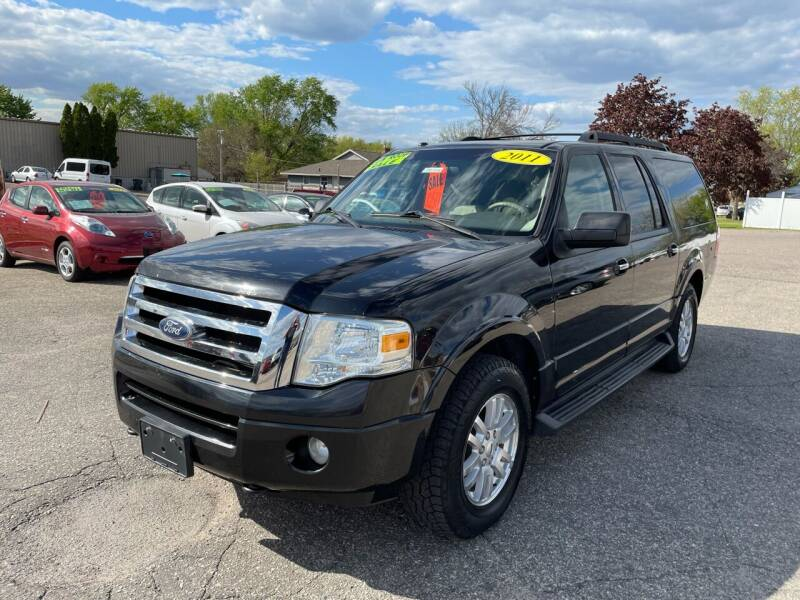 2011 Ford Expedition EL for sale in Portage, WI
