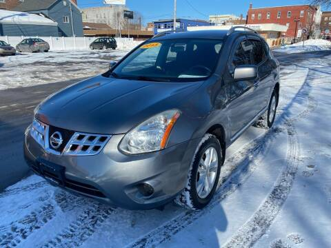 2013 Nissan Rogue for sale at Midtown Autoworld LLC in Herkimer NY