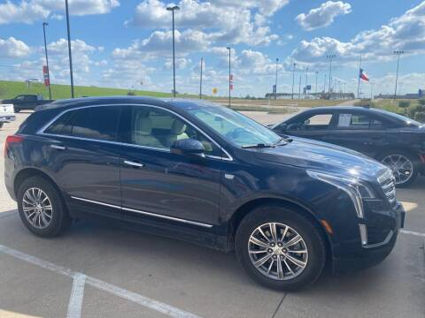 2017 Cadillac XT5 for sale at Stanley Chrysler Dodge Jeep Ram Gatesville in Gatesville TX
